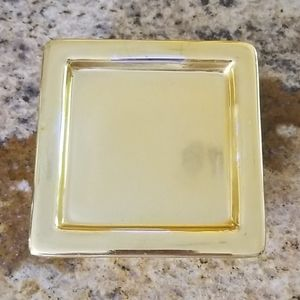 Z Gallerie Gold Tray